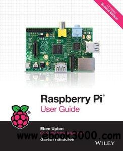 Raspberry Pi User Guide, 2nd Edition free download