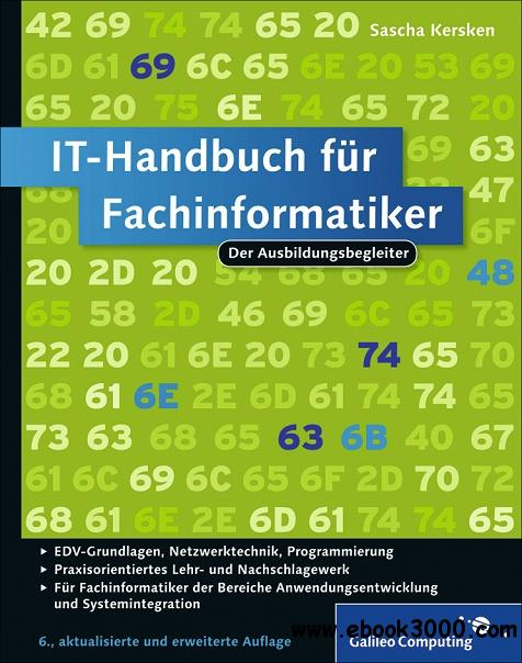 IT-Handbuch fur Fachinformatiker, 6. Auflage free download