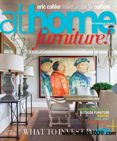 athome USA - May-June 2014 free download