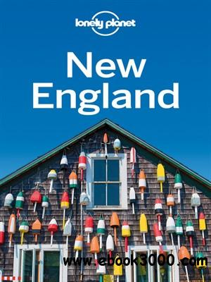 Lonely Planet New England free download