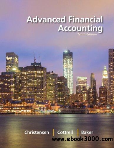 Advanced Financial Accounting (10th edition) free download