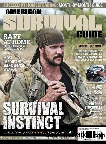 American Survival Guide - June 2014 free download