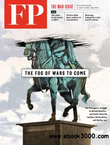 Foreign Policy - May June 2014 free download