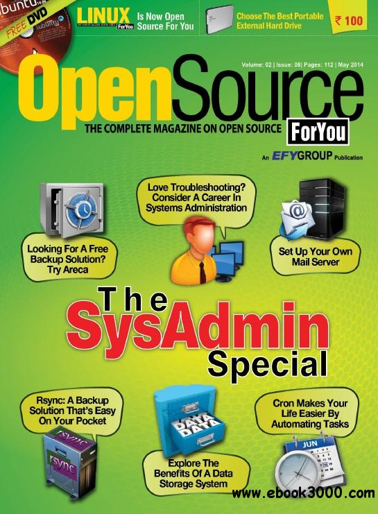Open Source For You - May 2014 free download