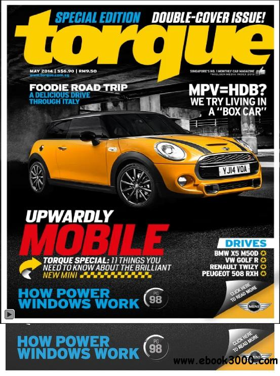 Torque Singapore - May 2014 free download