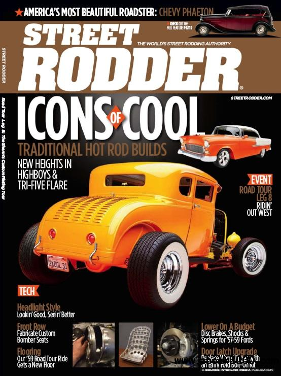 Street Rodder - July 2014 free download