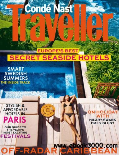 Conde Nast Traveller UK - June 2014 free download