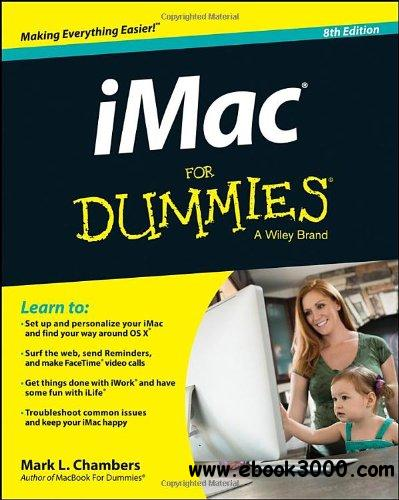 iMac For Dummies, 8th Edition free download