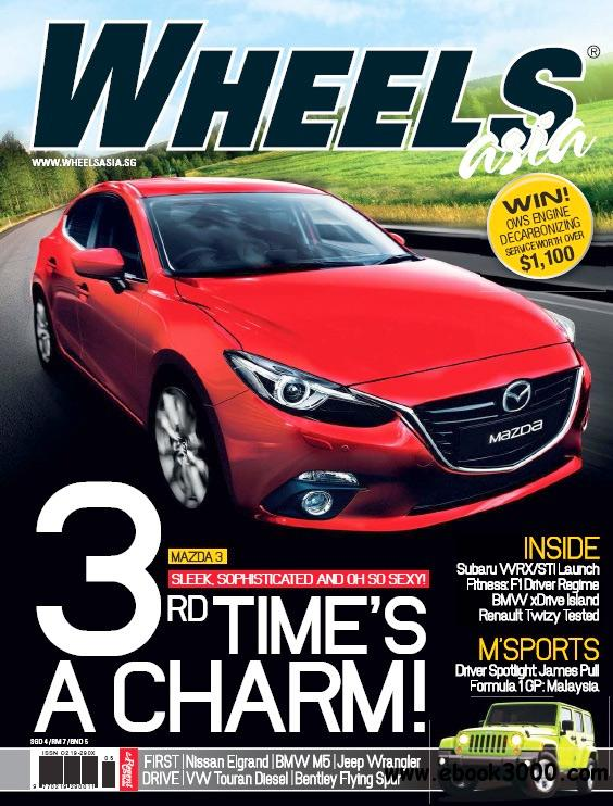 Wheels Asia - May 2014 free download