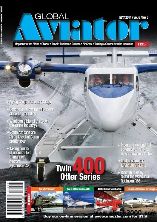 Global Aviator South Africa - May 2014 download dree