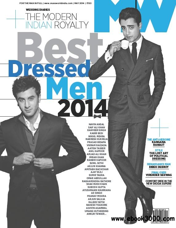 Man's World - May 2014 download dree