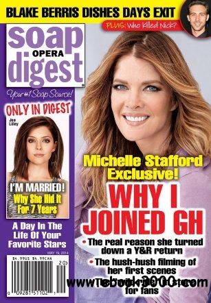 Soap Opera Digest - 19 May 2014 free download