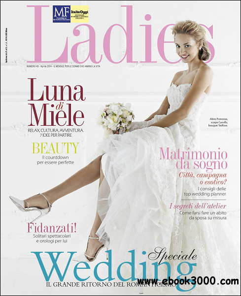 Ladies - Aprile 2014 free download