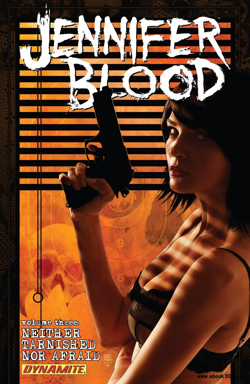 Jennifer Blood vol03 (2013) free download