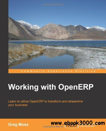 Working with OpenERP free download