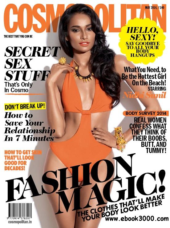 Cosmopolitan India - May 2014 free download