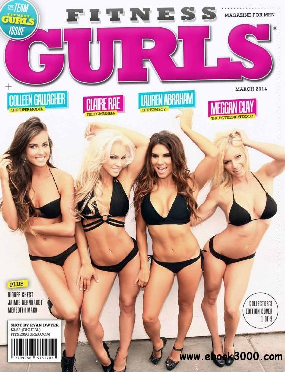 Fitness Gurls Magazine - March 2014 free download