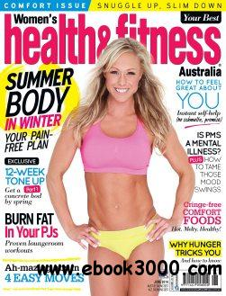 Women's Health and Fitness Magazine - June 2014 free download