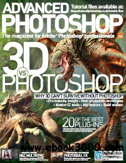 Advanced Photoshop - Issue No. 122 free download
