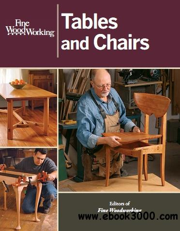 Fine Woodworking Tables and Chairs free download