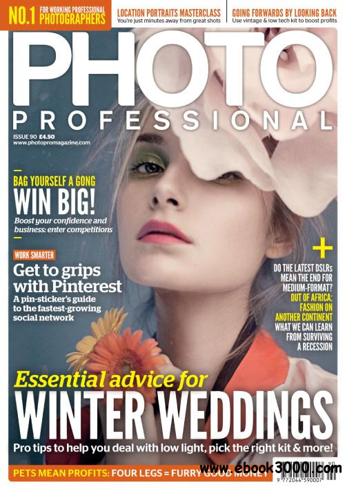 Photo Professional - Issue 90, 2014 free download