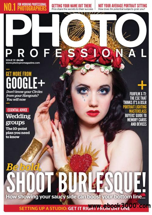 Photo Professional - Issue 91, 2014 free download