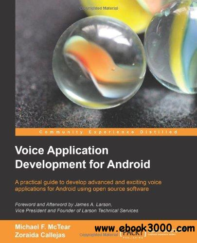 Voice Application Development for Android free download