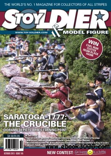 Toy Soldier & Model Figure - Issue 185 (October 2013) free download
