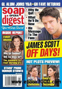 Soap Opera Digest - 26 May 2014 free download