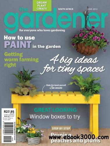 The Gardener - June 2014 free download