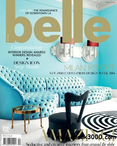 Belle - June July 2014 free download