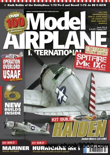Model Airplane International - Issue 107 (June 2014) free download