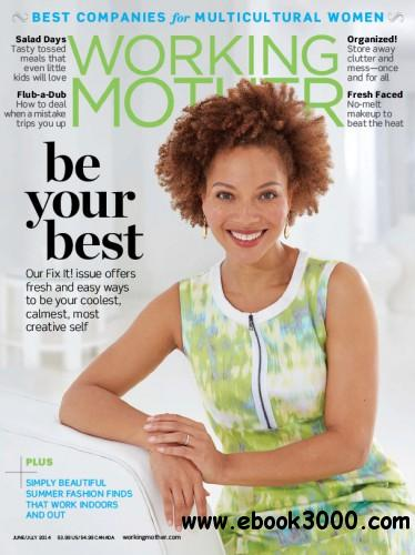 Working Mother - June July 2014 download dree