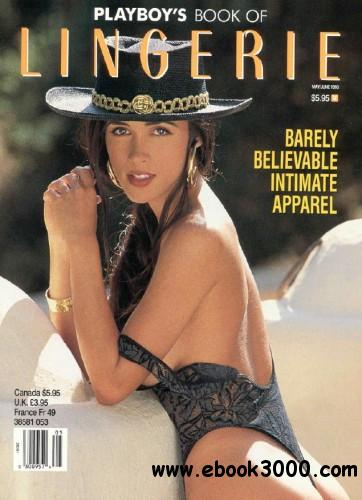 Playboy's Book Of Lingerie - May June 1993 free download
