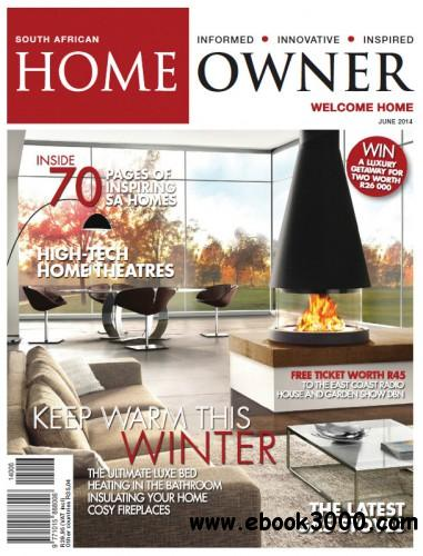 South African Home Owner - June 2014 free download