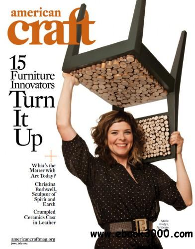 American Craft - June July 2014 free download