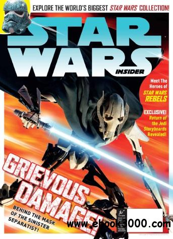 Star Wars Insider - May/June 2014 free download