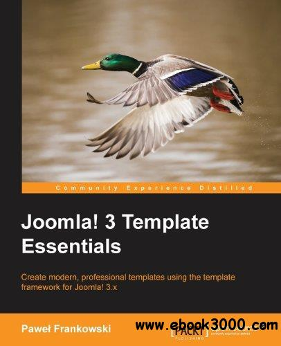 Joomla! 3 Template Essentials free download
