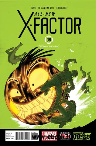 All-New X-factor 008 (2014) free download
