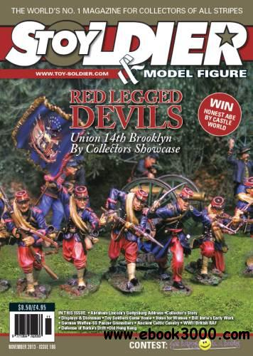 Toy Soldier & Model Figure - Issue 186 (November 2013) free download