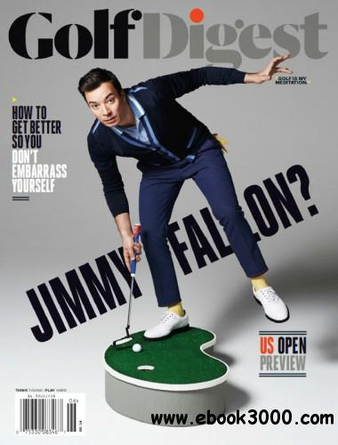 Golf Digest USA - June 2014 free download