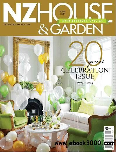NZ House & Garden Magazine June 2014 free download
