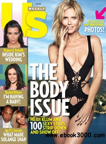 Us Weekly - 2 June 2014 free download