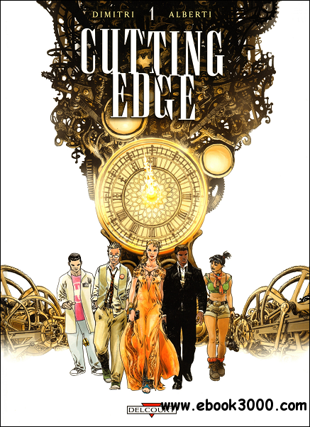 Cutting Edge - Tome 1 free download