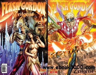 Flash Gordon - Zeitgeist #1-10 (2012-2013) Complete free download