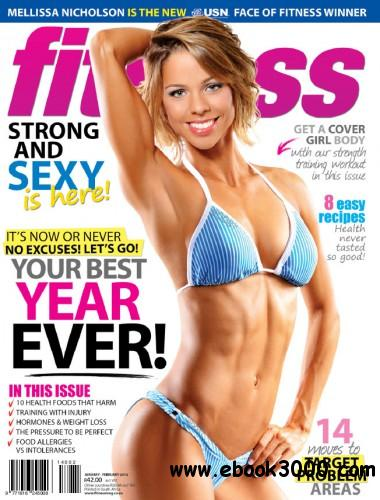 Fitness - January February 2014 free download