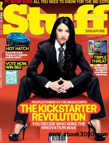 Stuff Singapore - June 2014 free download