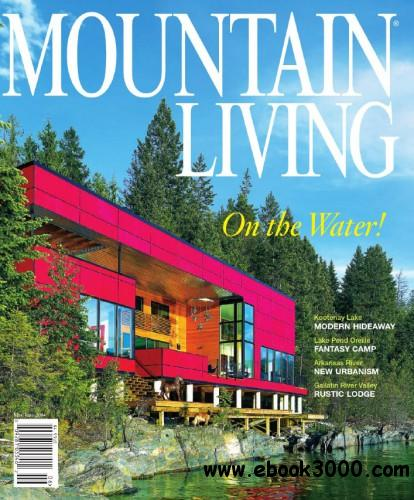 Mountain Living - May June 2014 free download