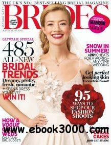Brides UK - July - August 2014 free download