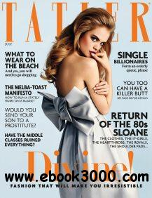 Tatler UK - July 2014 free download